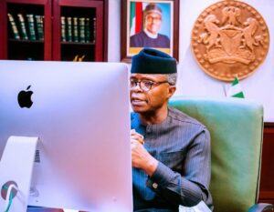 Nigeria AT 60: Osinbajo disagrees with a bleak view of Nigeria's history.