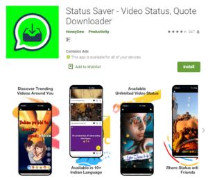 Status Saver - Video Status, Quote Downloader
