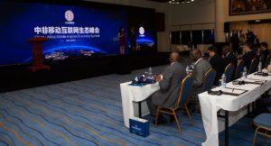 China-Africa Mobile Internet Economy Summit