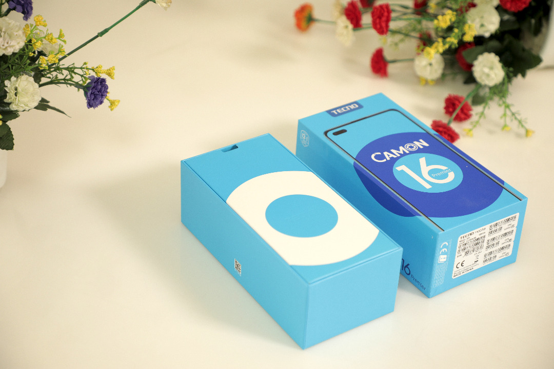 TECNO CAMON 16 Premier Unboxing: The Pioneer Camera Phone