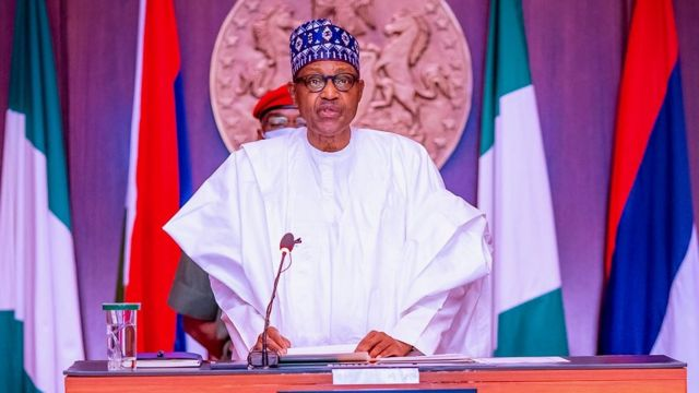 Buhari Appoints New Service Chiefs