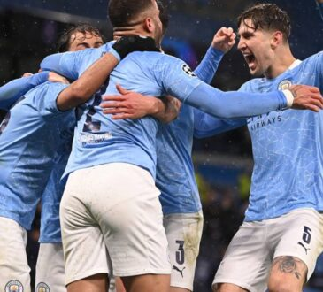 Manchester City Make History As They Defeat PSG To Win UCL Semis