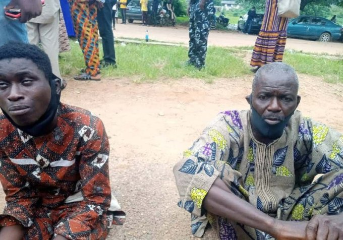 Akinyele killings: 50-yr-old herbalist gives me N500 anytime I kill my victims