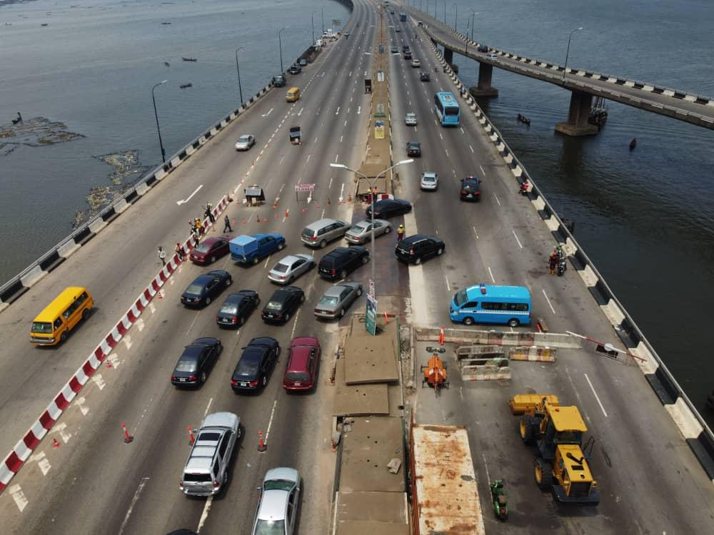 FG announces Two-Day Total Shutdown Of Third Mainland Bridge