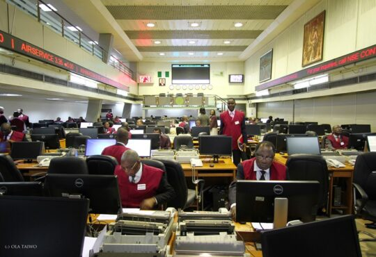 Nigeria's Stock Market Closes For Christmas With N2bn Loss
