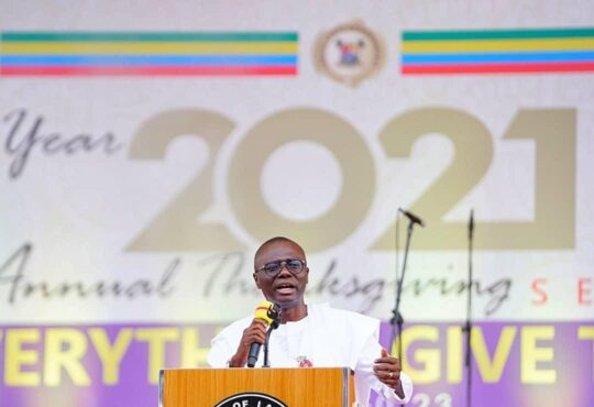 Lagos To Commission 377 Projects In The Next Few Months