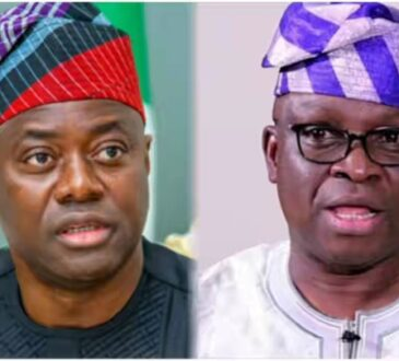 Makinde Is PDP Leader – Fayose Concedes