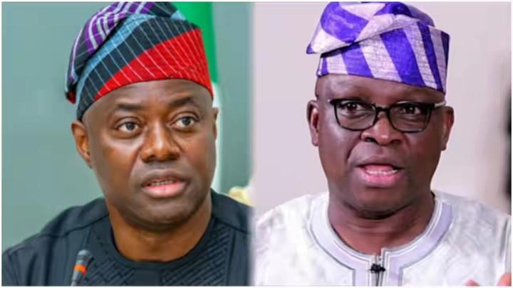 Makinde Is PDP Leader – Fayose Concedes