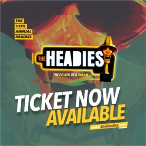 How and Where to get 13th Headies Ticket