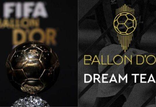 Ballon d'Or Dream Team