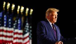 US 2020 Election - Joe Biden's agenda is mad in China - President Trump