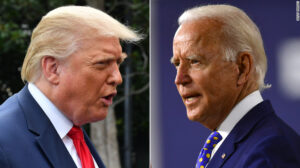US 2020 Election - Joe Biden's agenda is mad in China - President Trump