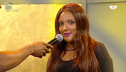 Gifty evicted from Big brother Nigeria