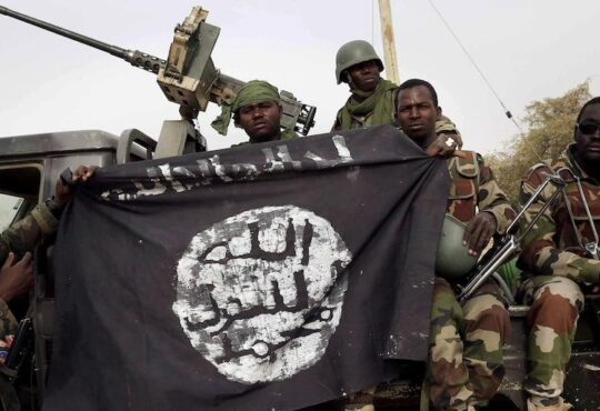 Global Terrorism Index - Nigeria ranked 3rd most terrorized country in the world