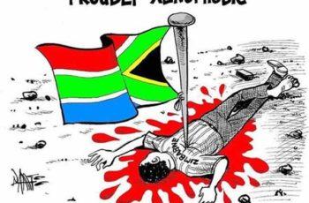 #XenophobiaInSouthAfrica
