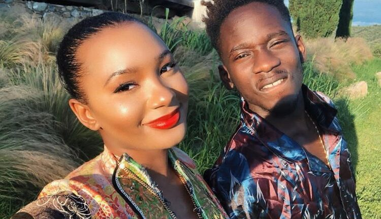 Temi Otedola: Mr Eazi Was Rude To Me When We First Met (Video)