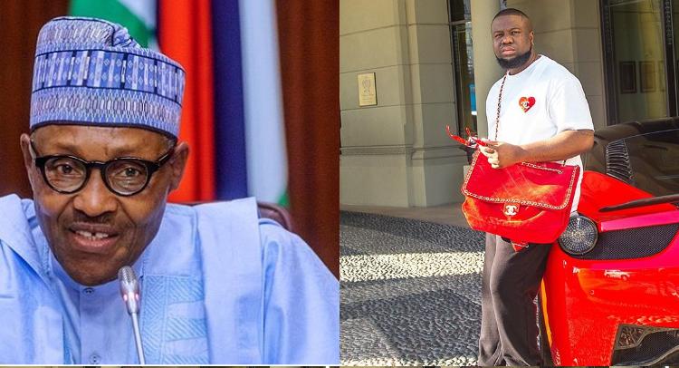 Hushpuppi impels Nigerians to impeach Buhari