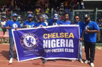 Chelsea Nigeria Supporters Club