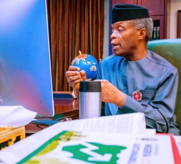 FG plans to lift 20million Nigerians out of poverty - Osinbajo