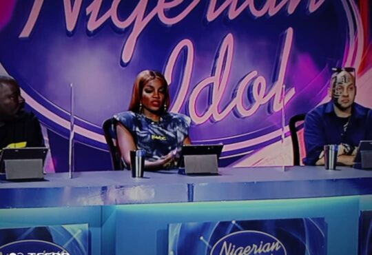Seyi Shay Lambasted For Ridiculing A Contestant
