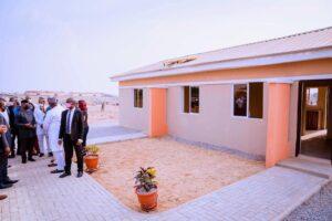 1.5M families to benefit from Social Housing Scheme __Osinbajo