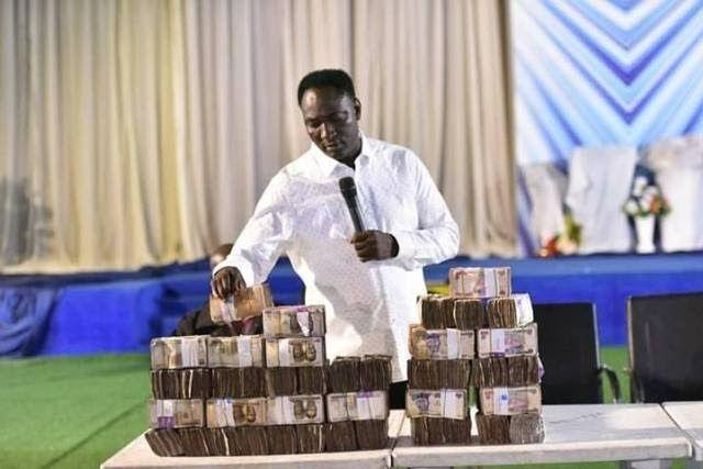 Richest Pastors In Delta State