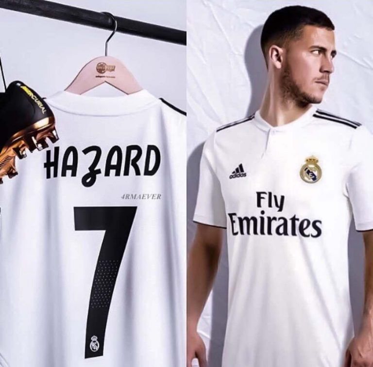 Hazard Will Flop at Real Madrid