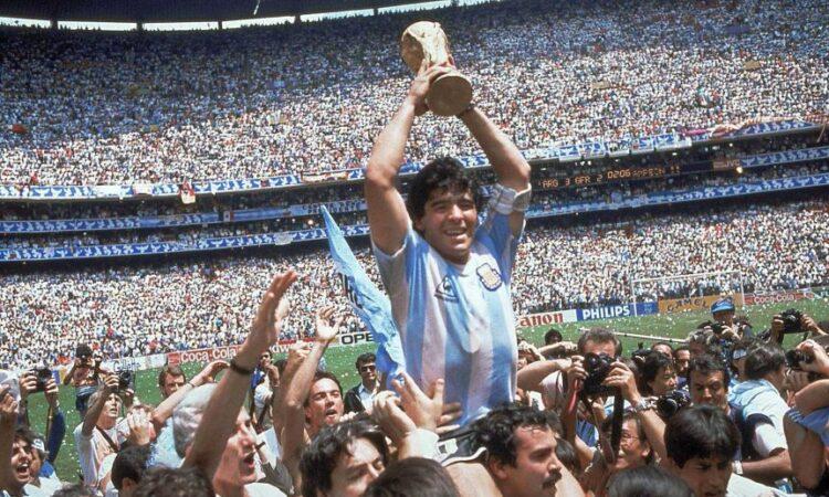 Diego Maradona: Argentina legend dies aged 60