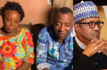 Please release my son – Sowore's mother appeals to Buhari and DSS