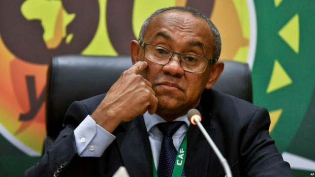 FIFA bans Africa football chief Ahmad Ahmad for 5 years over corruption