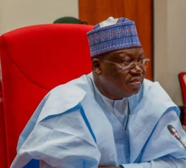 U.S., UK blocking vaccines from reaching Nigeria: Ahmad Lawan