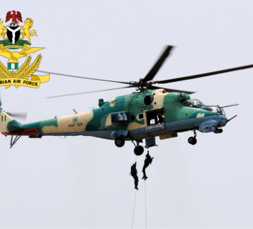 Nigerian AirForce Recruitment 2021 - Follow These Steps To Apply for Airmen/Airwomen Recruitment (BMTC 2021)
