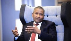 I will buy Arsenal when I finish Nigeria Refinery project - Dangote