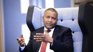 I will buy Arsenal when I finish Nigeria Refinery project - Dangote