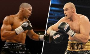 We Will Make Anthony Joshua v Tyson Fury Fight Happen – Frank Warren