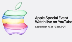 Watch Apple Launch Event 2019 - The Announcement of iPhone 11 Series