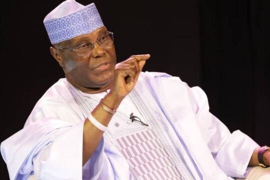 """""""We Need To Open Up Our Economy"""" - Atiku Appeals To Buhari"""