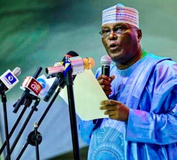 Help Nigeria's war on terror, Atiku urges Biden