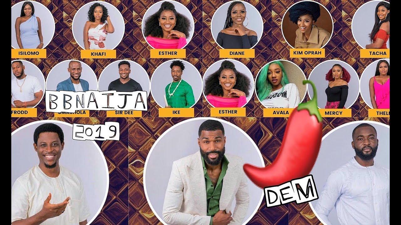 BBNaija 2019 Vote
