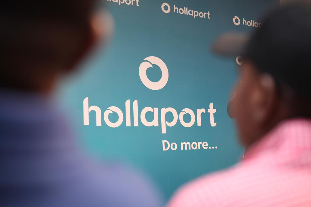 Hollaport is here! The latest addition to Fintech world