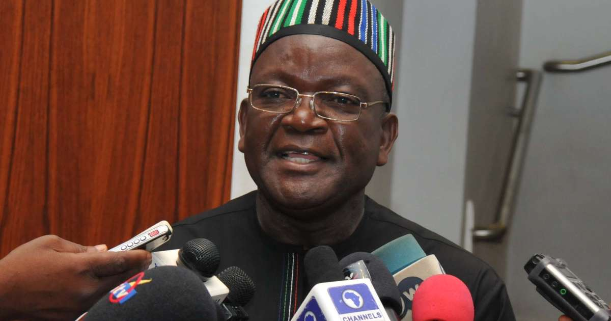 Governor Ortom breaks silence missing manhood in Benue