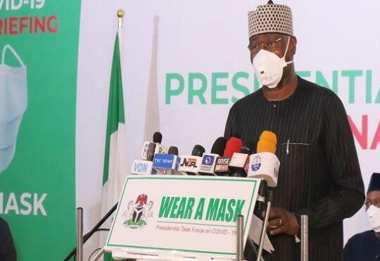 PTF to Nigerians: Avoid large gatherings