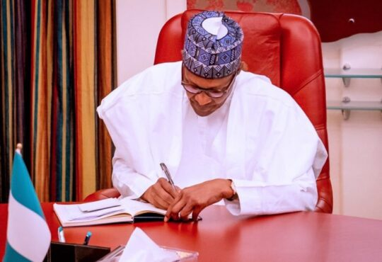 774,000 jobs: Buhari approves payment of stipends to participants