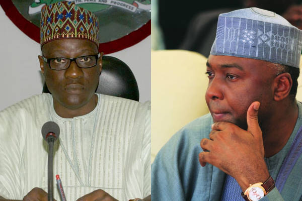 "Bukola Saraki vs Abdulfatah Ahmed - See Why Kwara Government Demolishes Saraki's Popular Family House ""Ile Arugbo"""