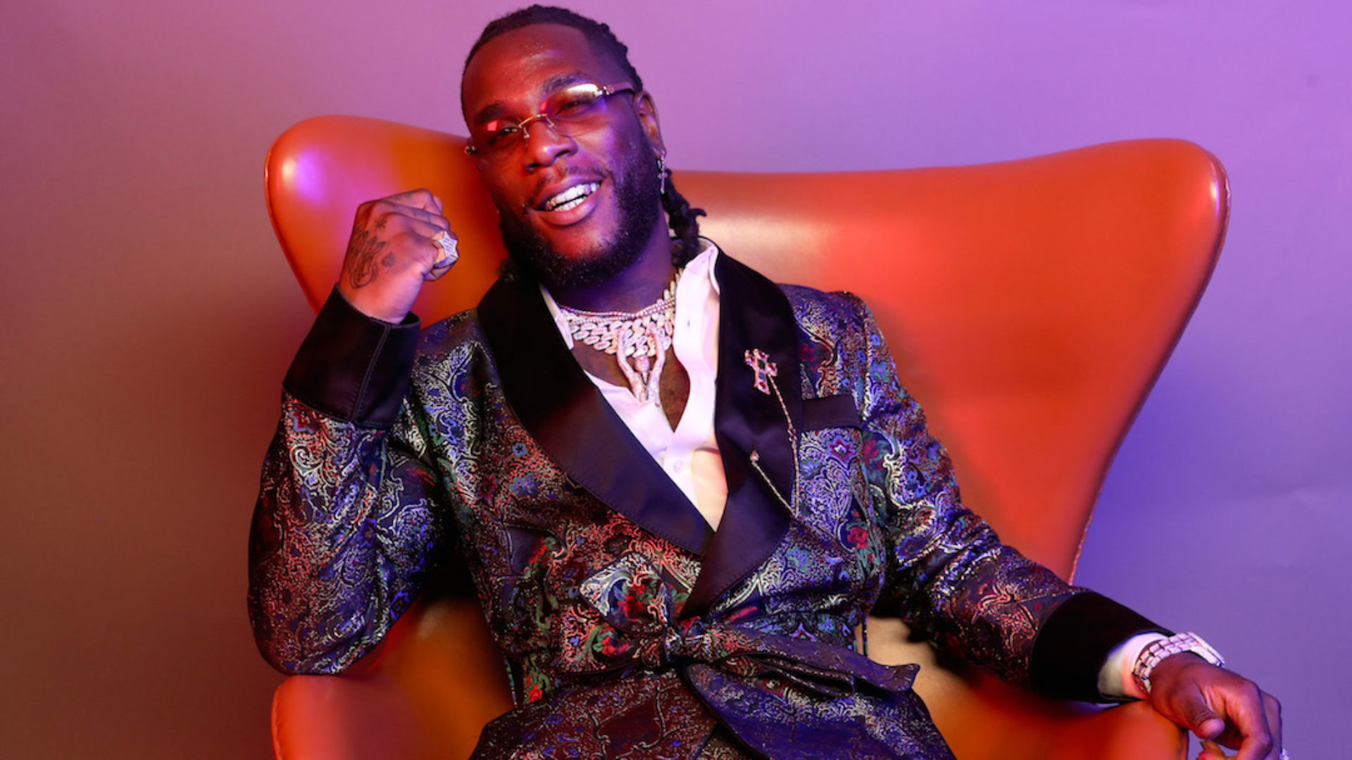 The 13th Headies Awards: Burna Boy Racks Record 10 Nominations