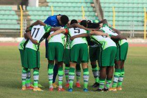 Nigeria vs Mexico
