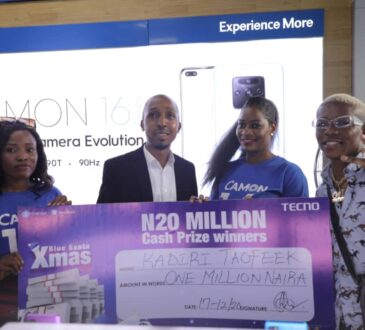 How TECNO Made Customers Smile Amidst Covid -19