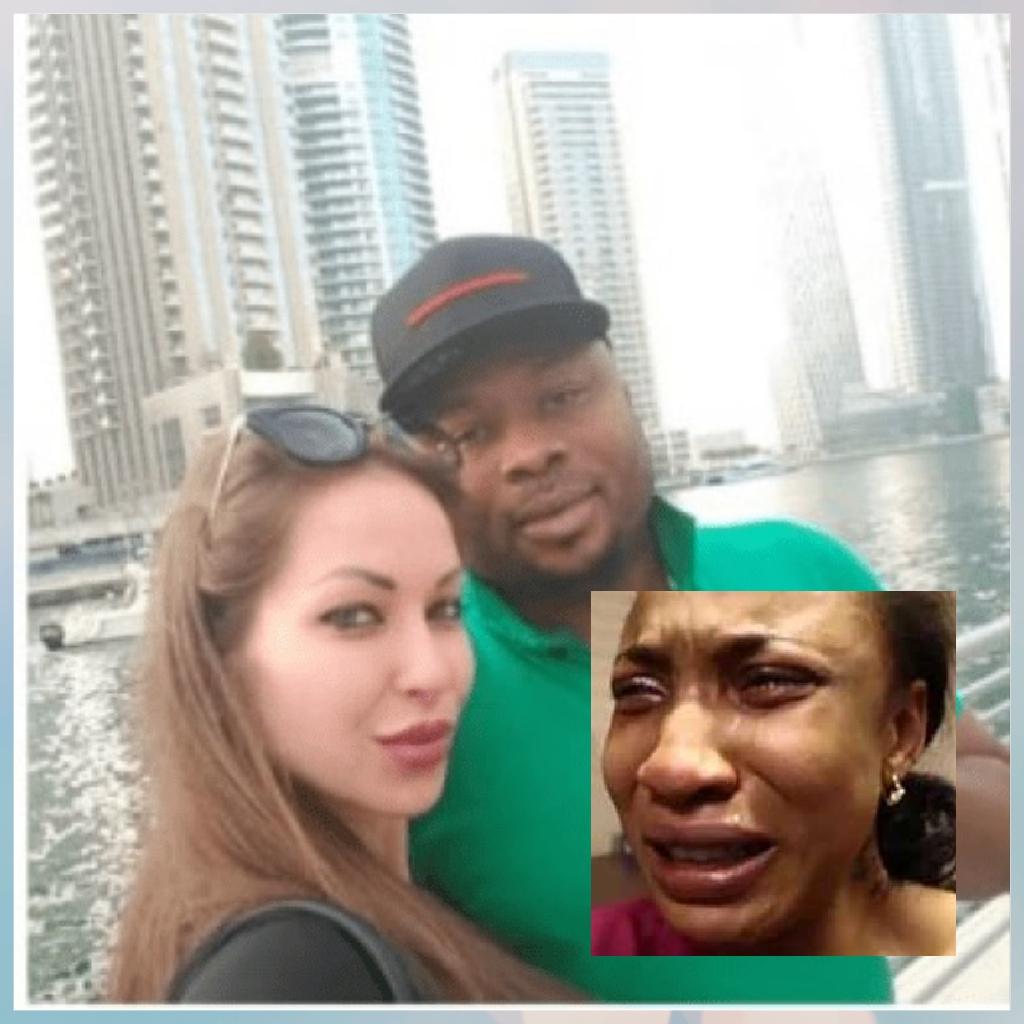Tonto Dike's Ex-husband