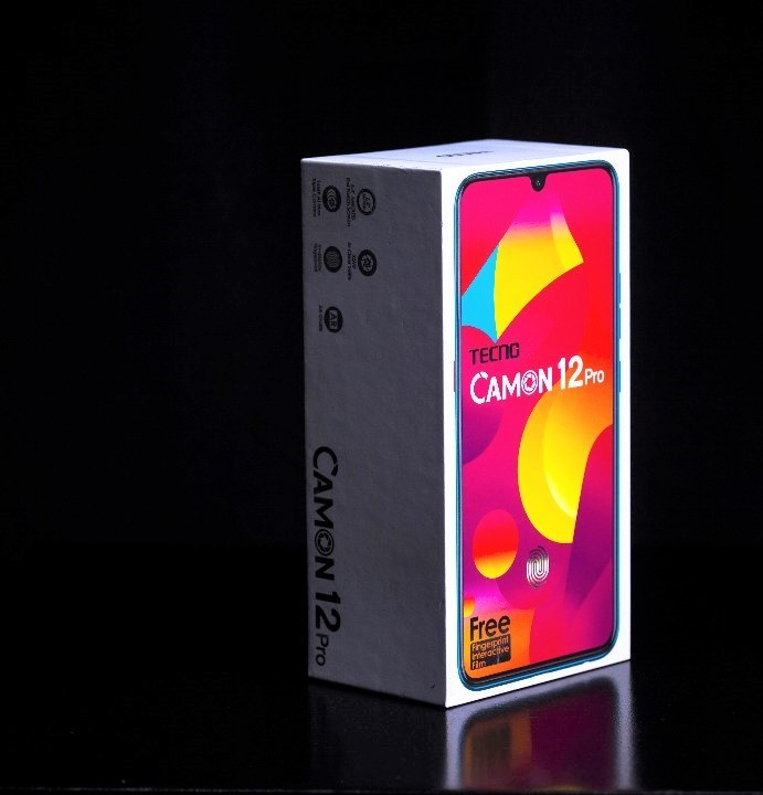 Camon 12 Pro Unboxing