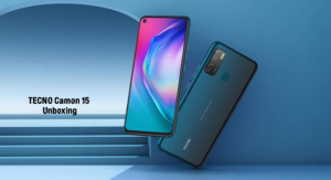Check Out TECNO Camon 15 Unboxing Review